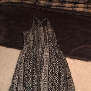 American Eagle Aztec Print Dress